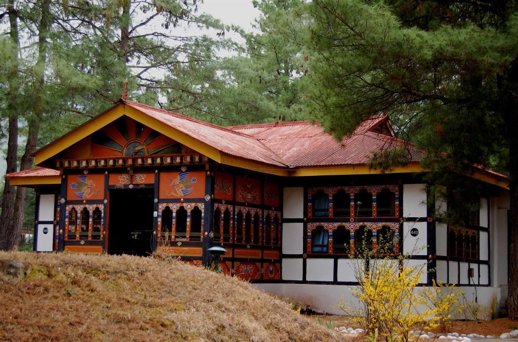 Paro Valley Hotel, Bhutan