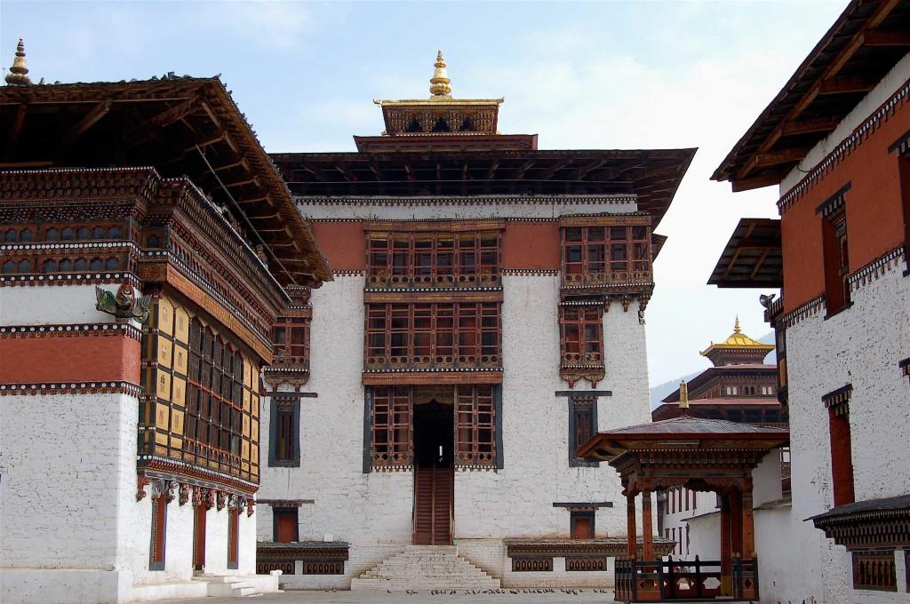 Thimpu Dzong Bhutan