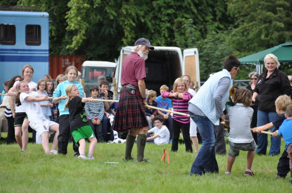 Strontian Highland Games, Highlands Scotland