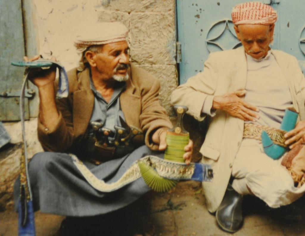 Sanaa market