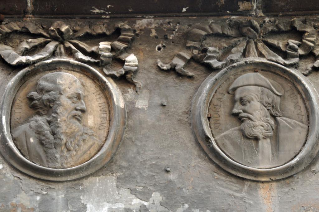 Rome Street Detail