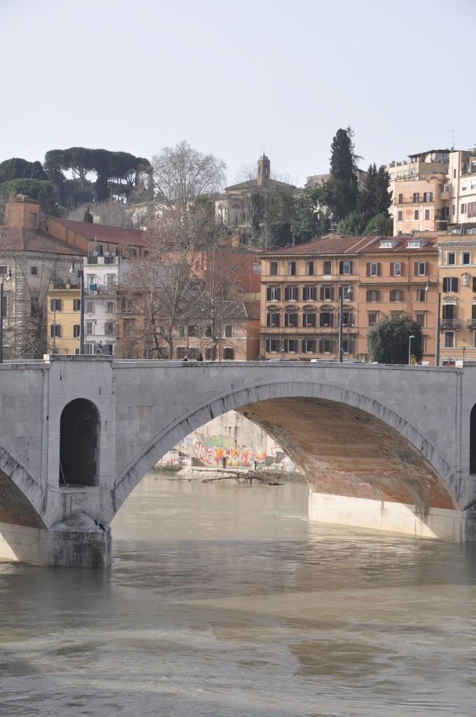 Rome Tiber River