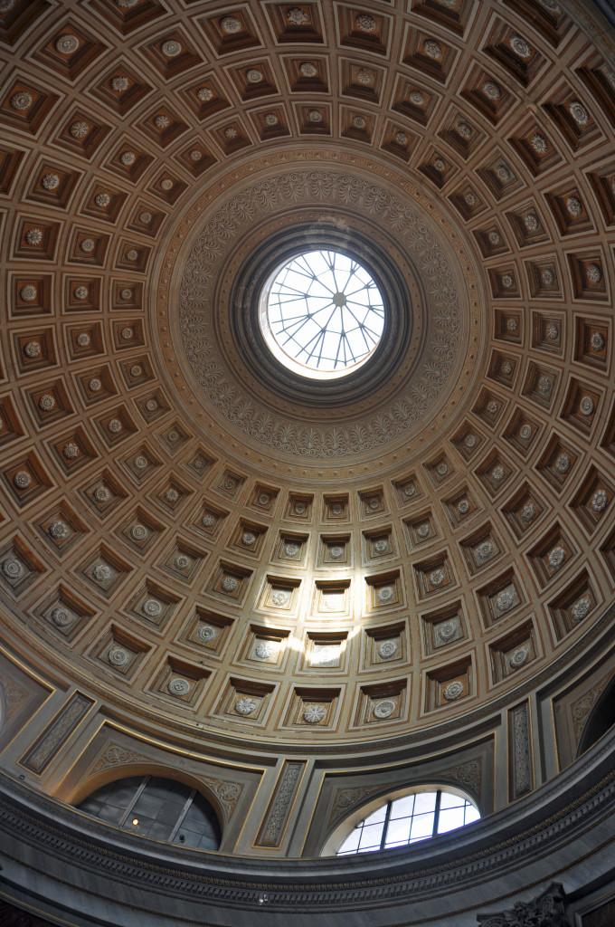 Rome Vatican Interior