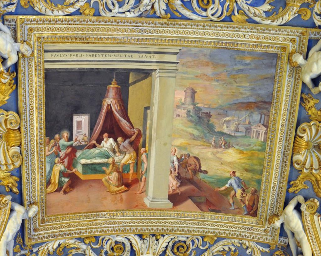 Rome Vatican Detail
