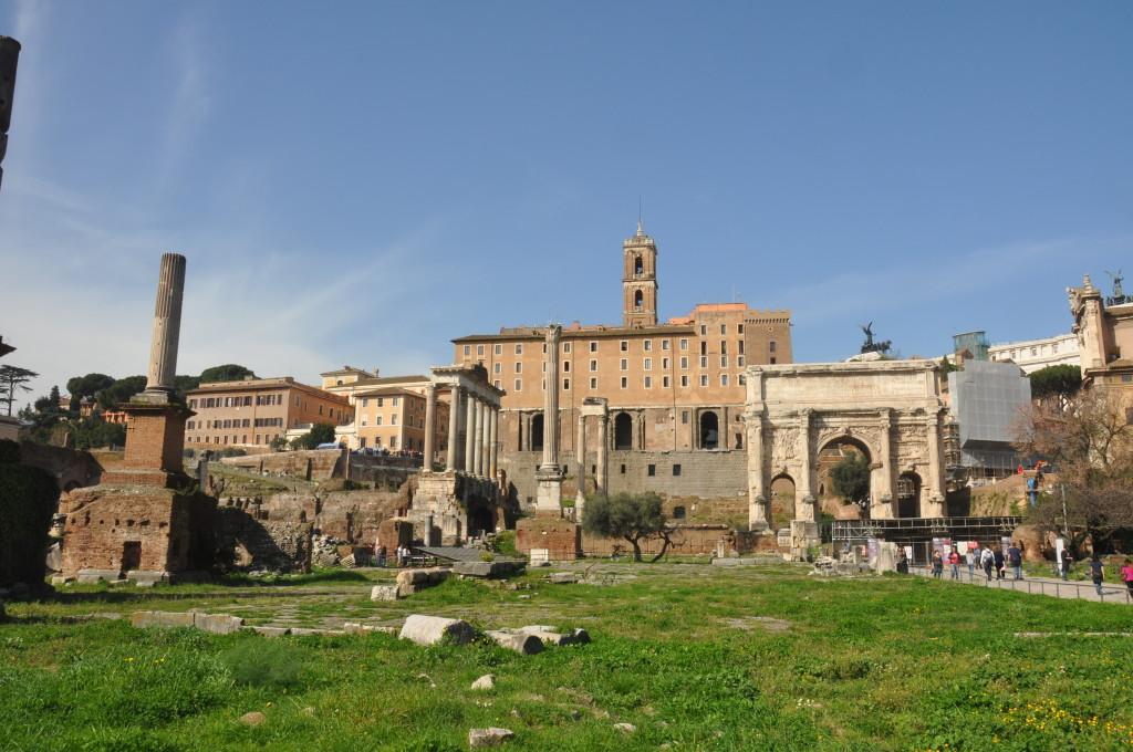 Rome Forum