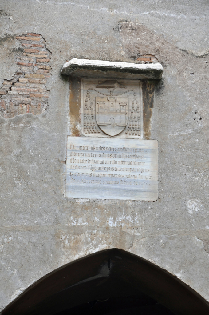 Rome Santo Quattro Coronati