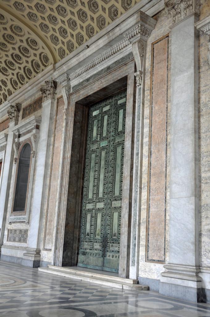 Rome St John Lateran Detail