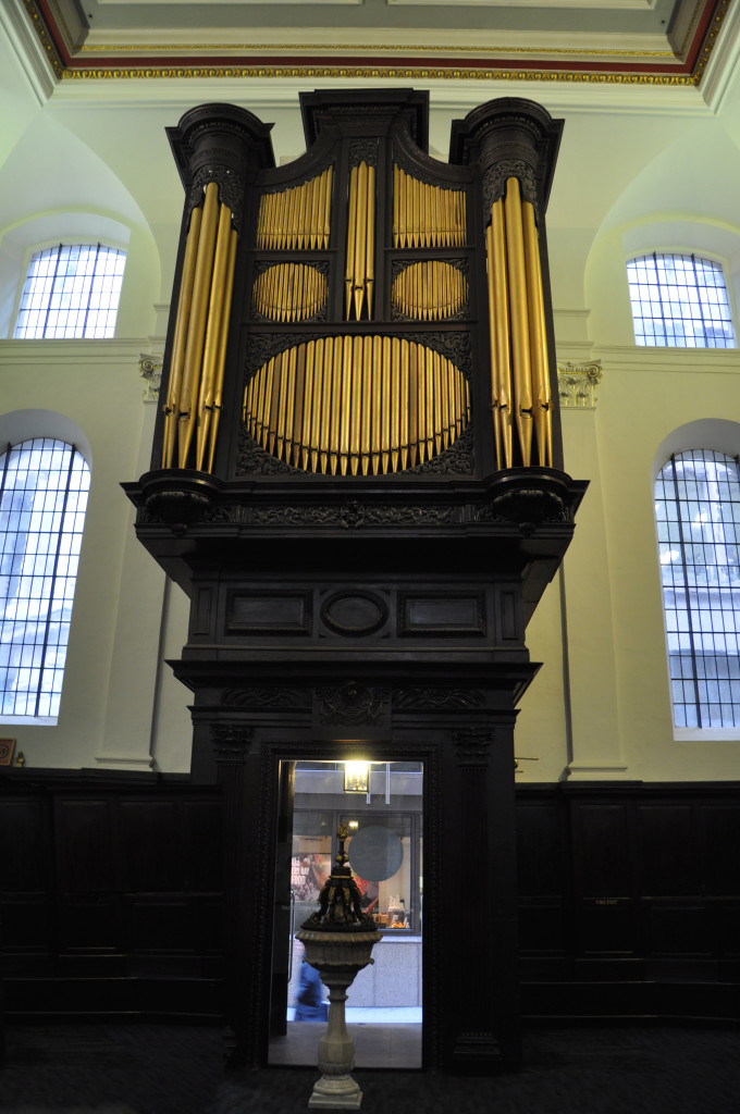 St Clement Eastcheap