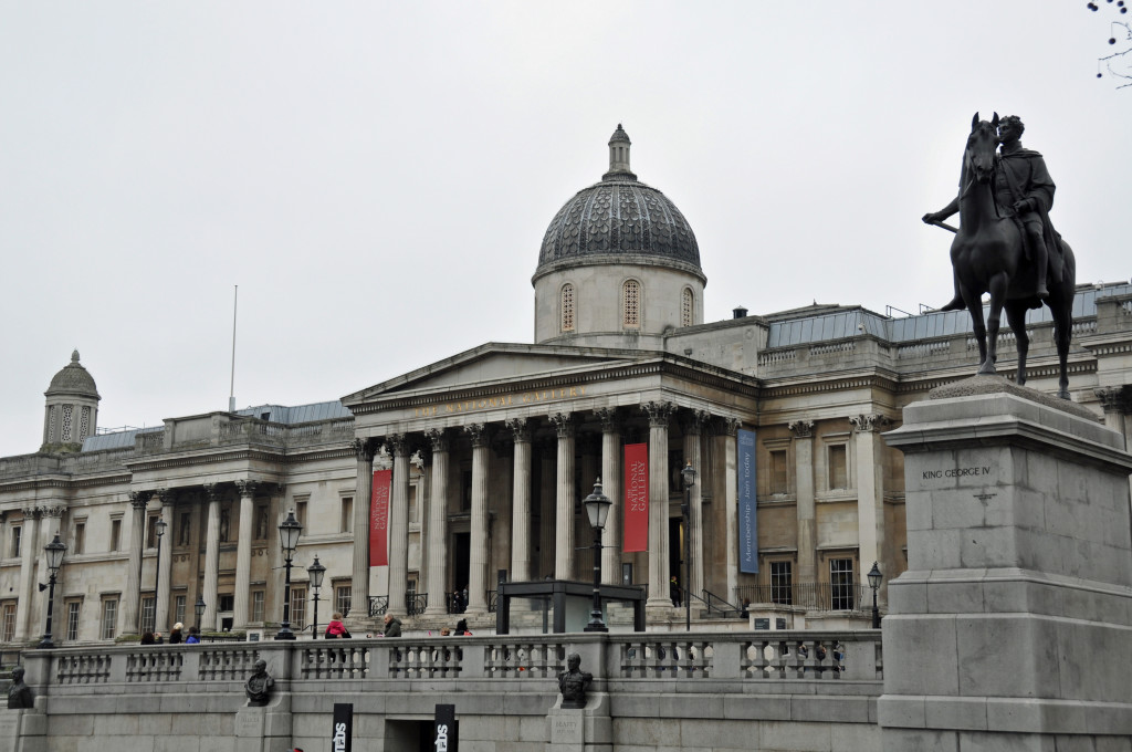 National Gallery, Trafalger Square