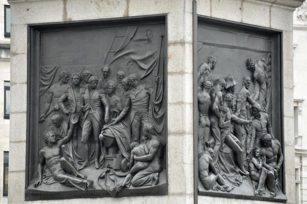 Nelson's Column, Trafalger Square