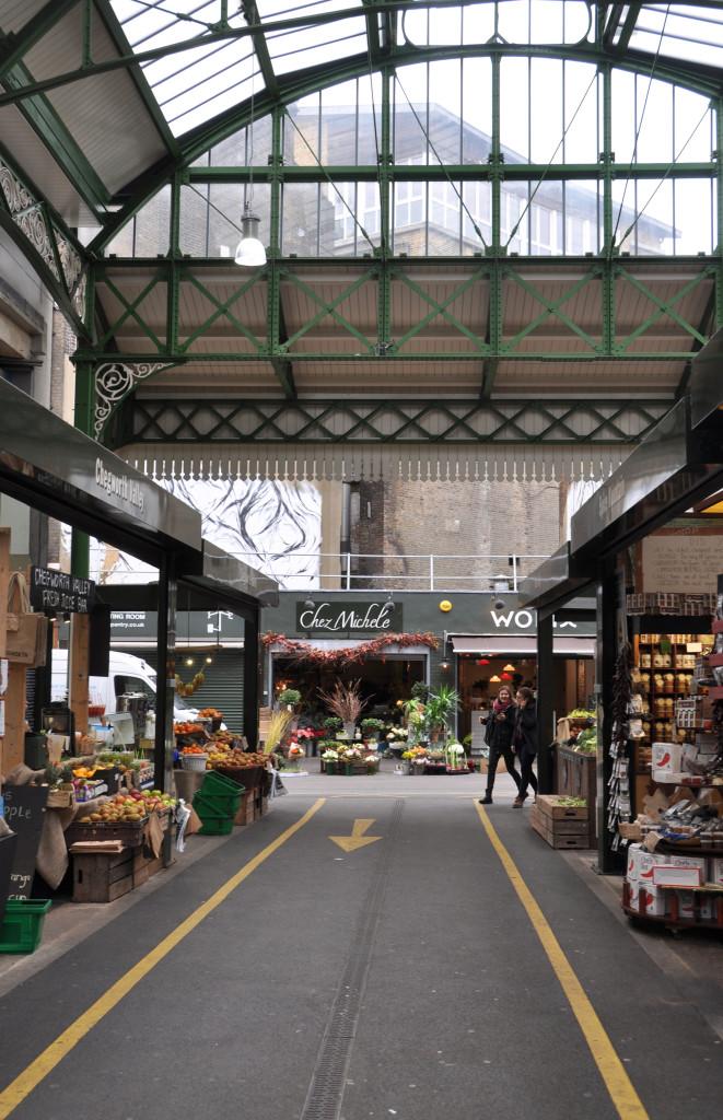 Detail Borough Market