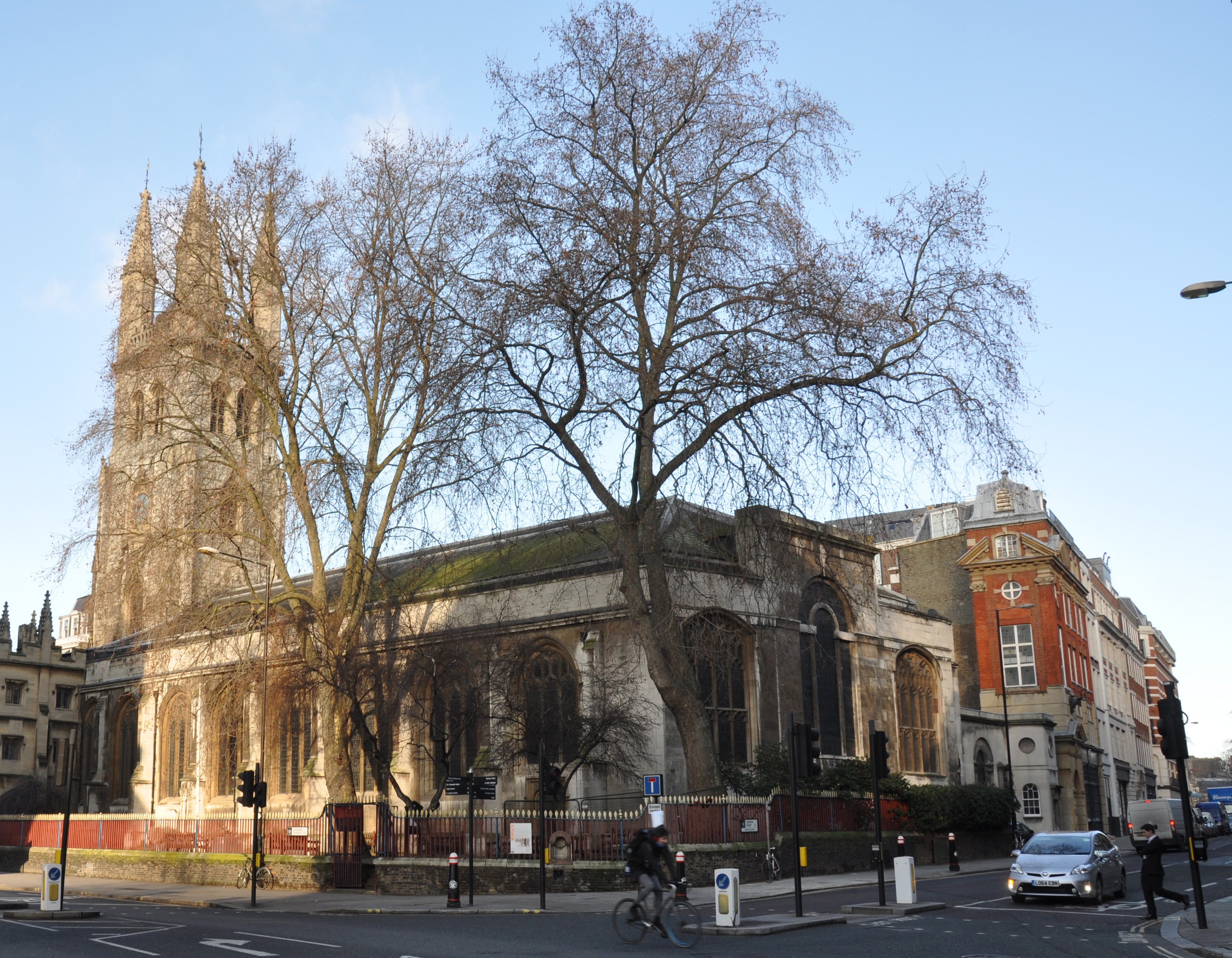 St Sepulchre-without-Negate