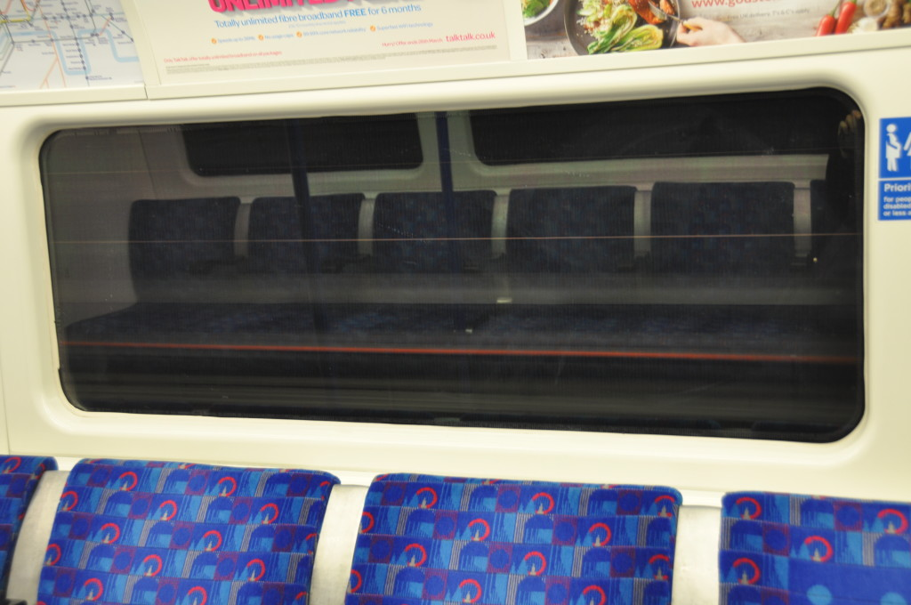 Northern Line - reflections
