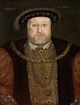 NPG 4980(14); King Henry VIII by Unknown artist