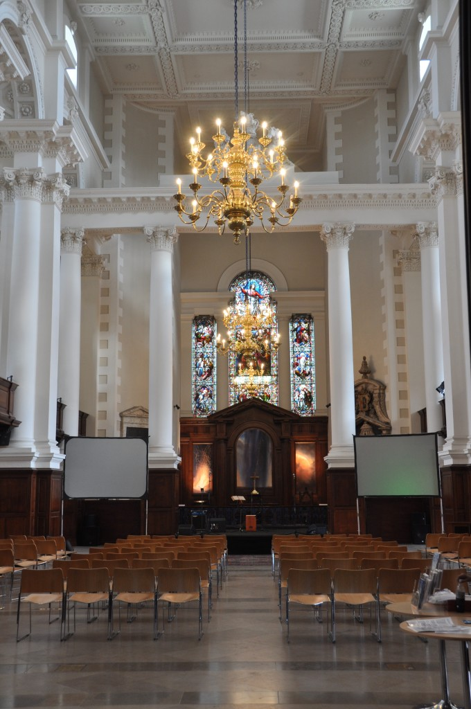 Christ Church Interior Spitalfields