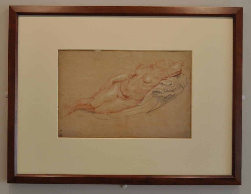 Rubens Sketch