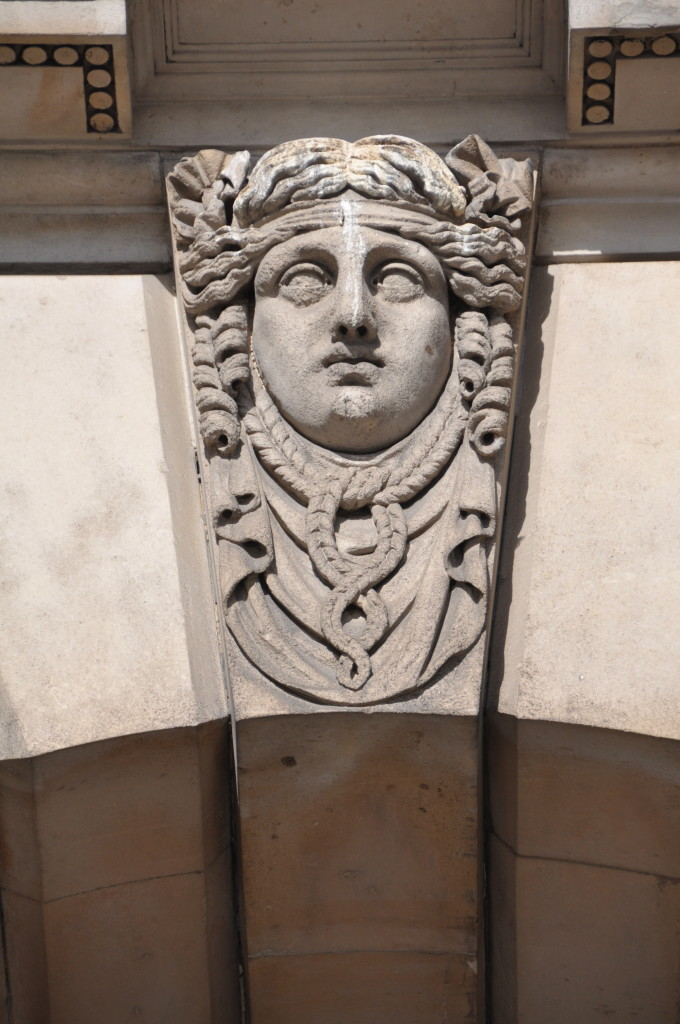 Somerset House, Detail