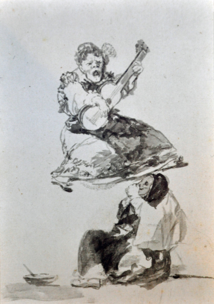 Goya, Coutauld Inst, Somerset House