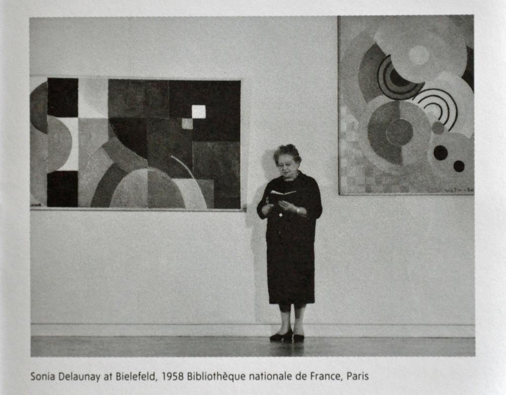 Sonia Delauney 1958