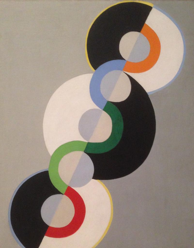 Delauney Tate Modern
