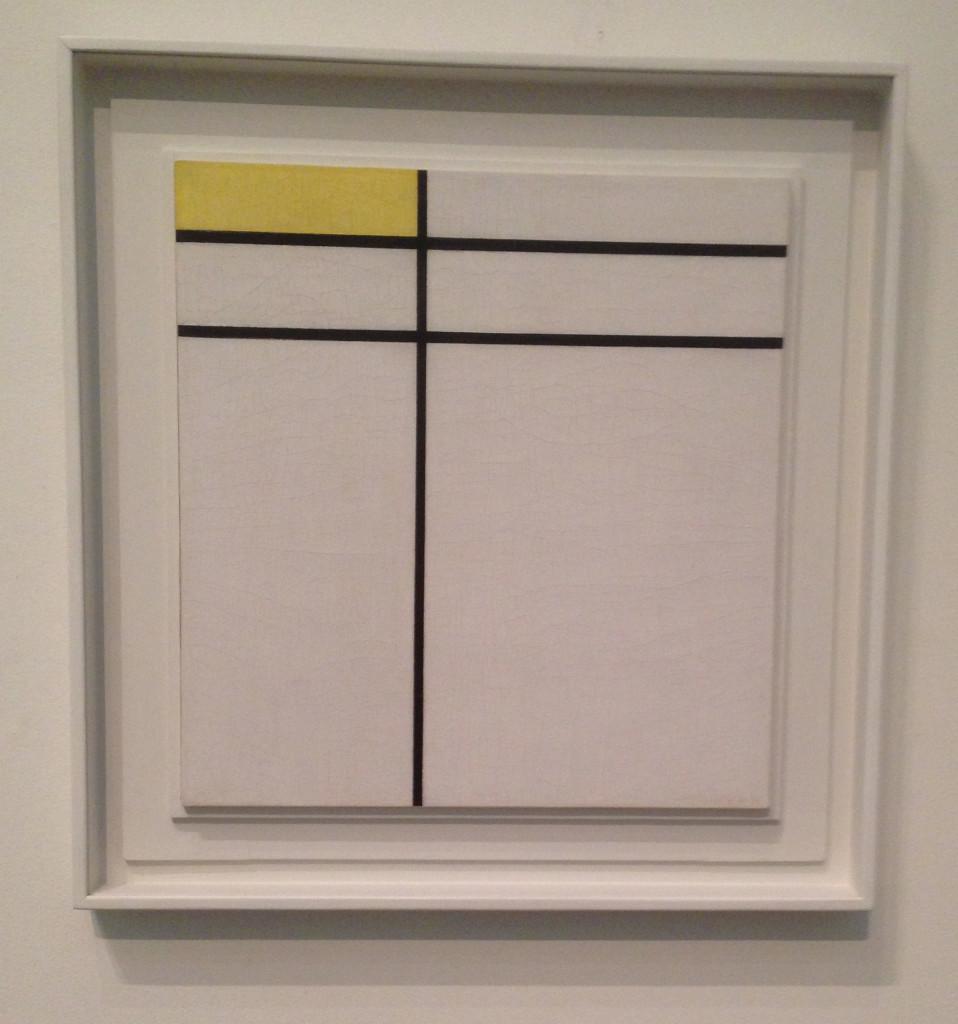 Mondrian Tate Modern
