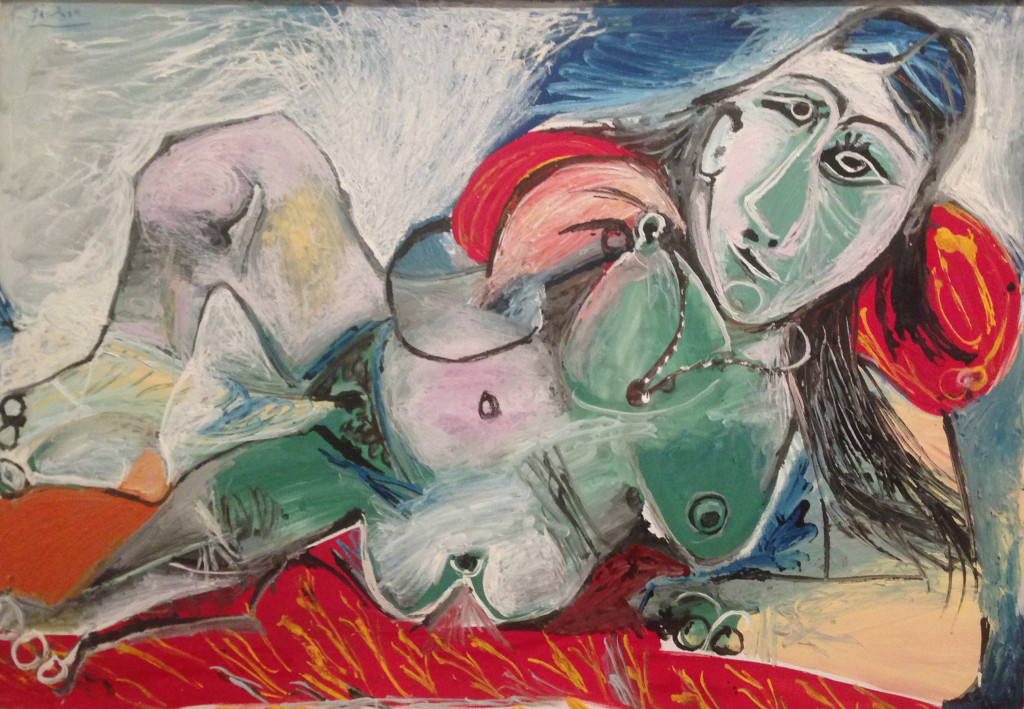 Tate Modern: Picasso