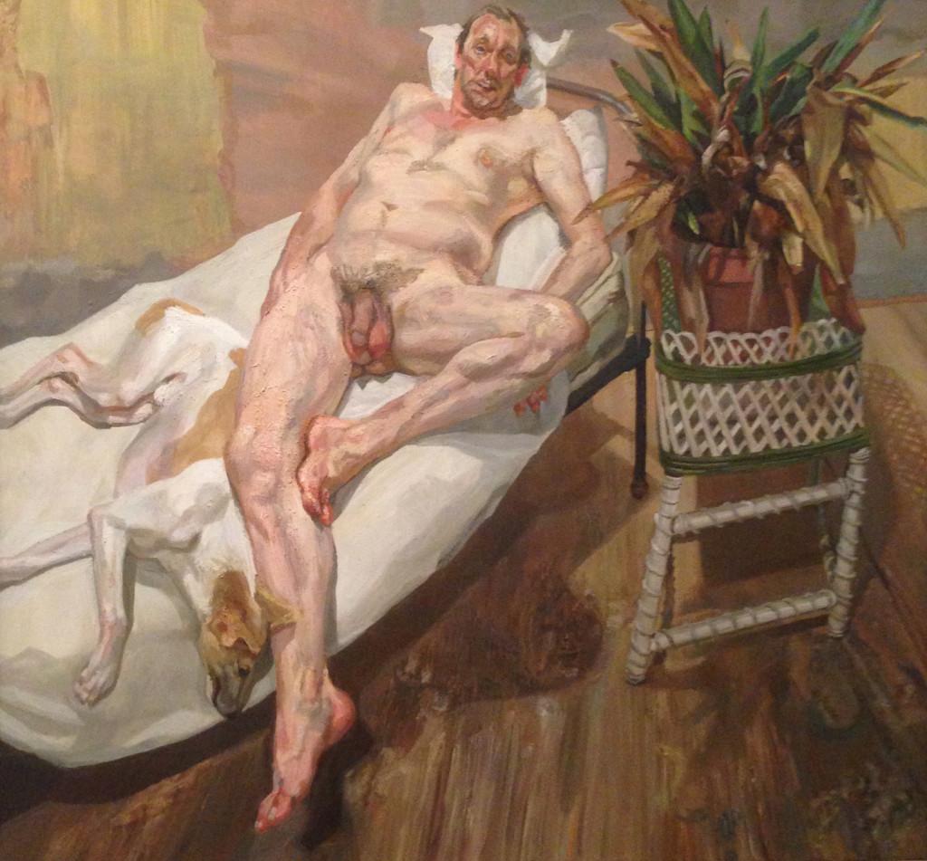Tate Modern: Lucien Freud