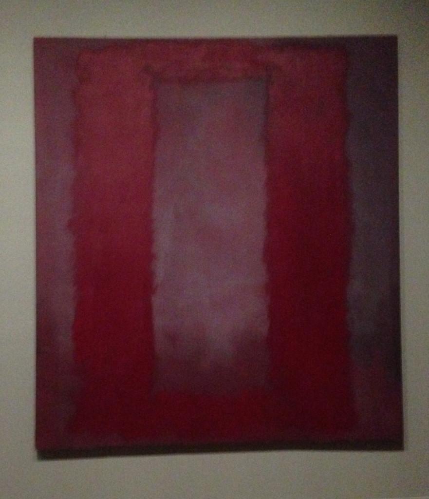 Tate Modern: Rothko