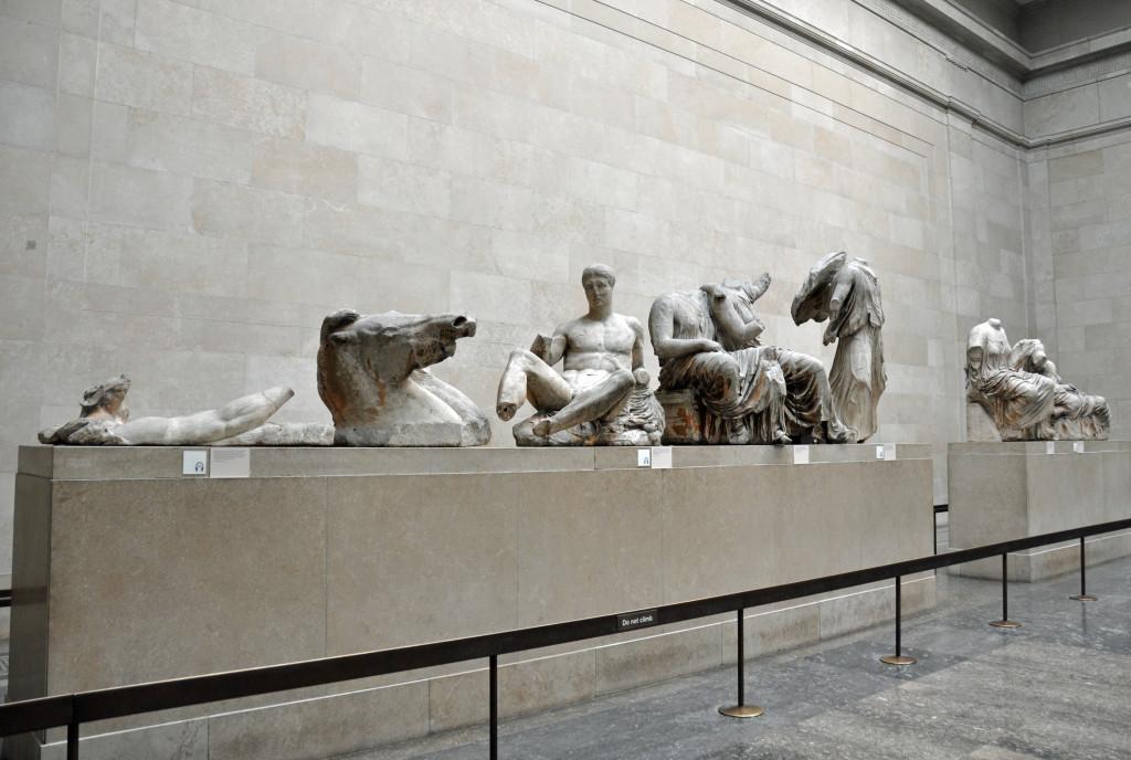 Parthenon Marbles, British Museum