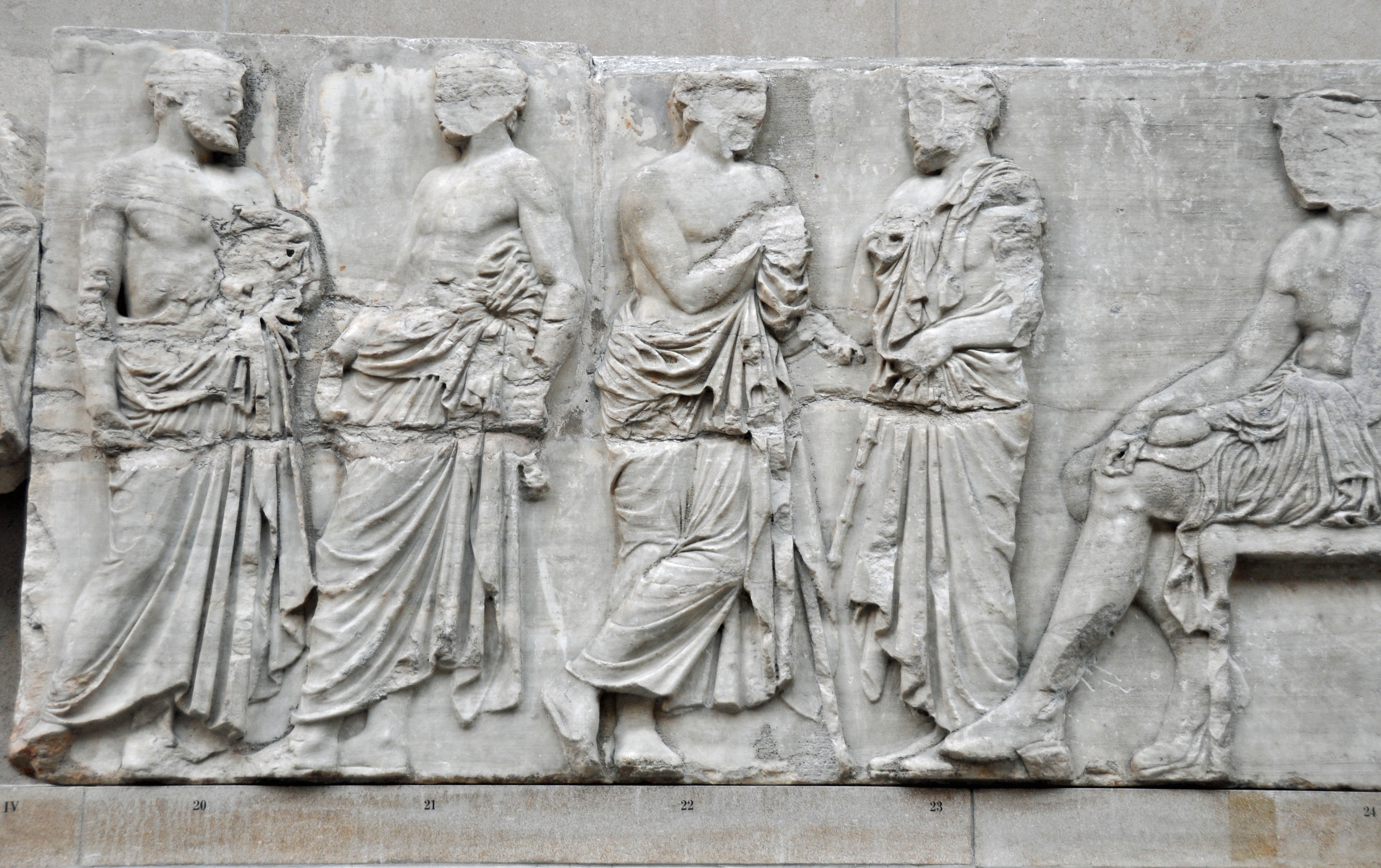 parthenon marbles The nhm trial of the parthenon marbles is a prime example of the kind of educational programming the national hellenic museum is proud to offer year-round the museum.