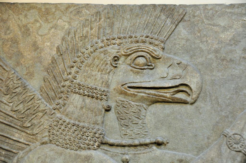 Assyrian Friezes, British Museum