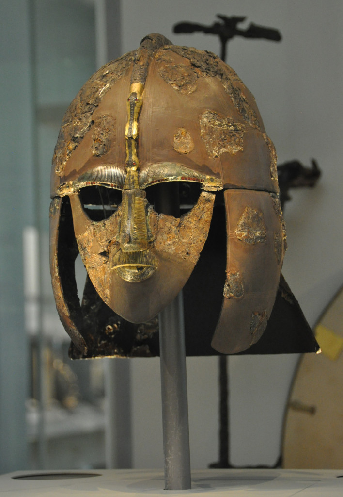 Sutton Hoo, British Museum
