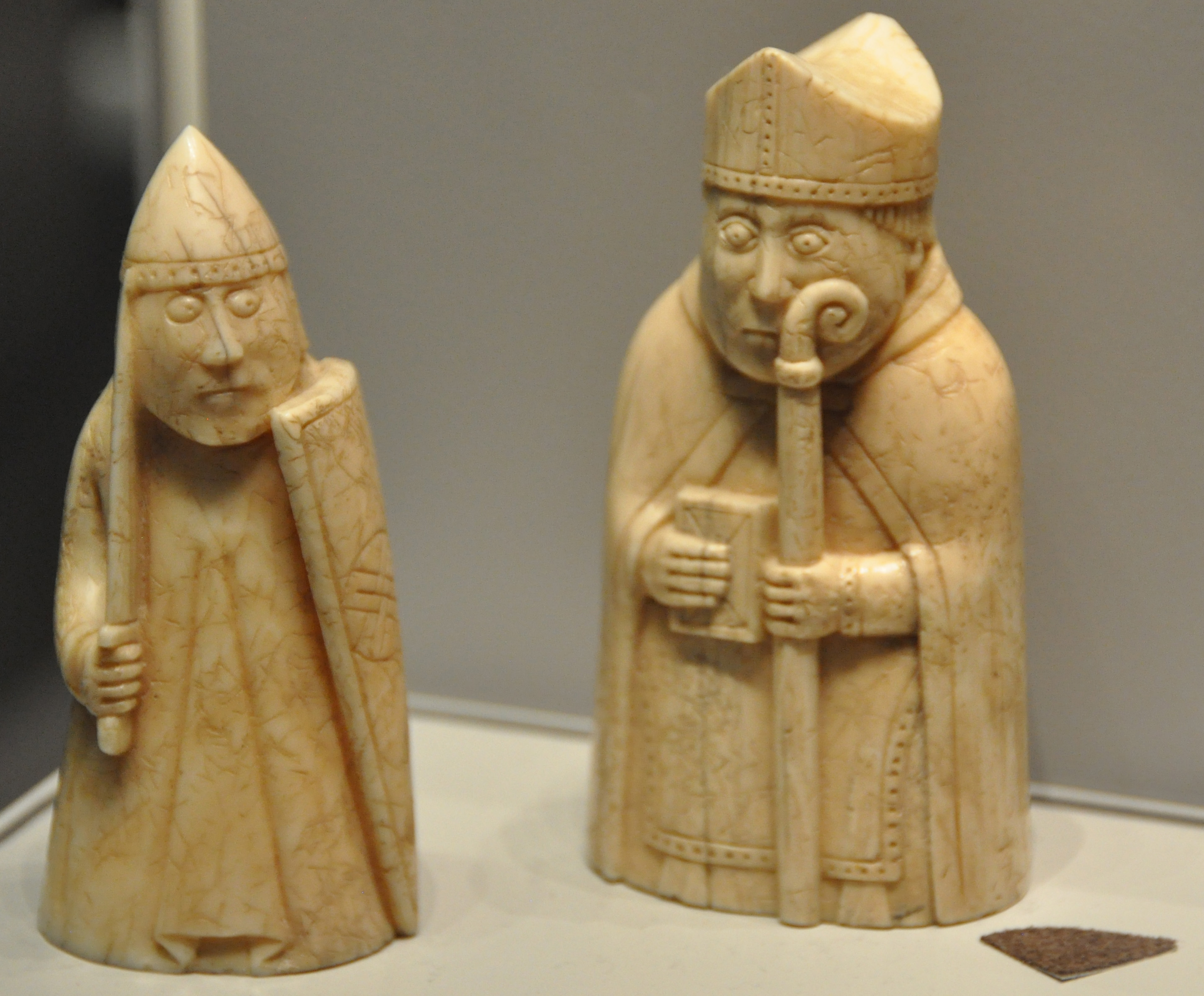 Lewis Chessmen, British Museum
