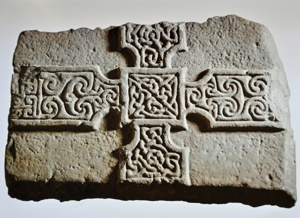 Celtic Cross, British Museum 2015