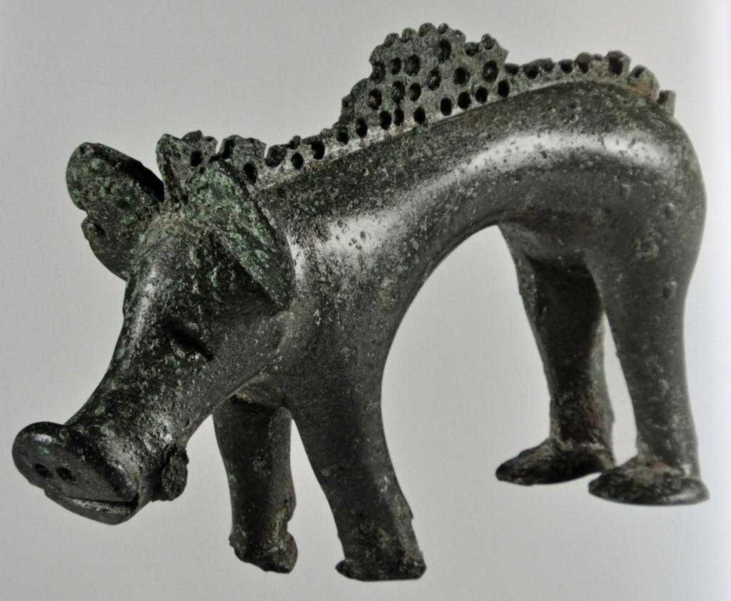 Celtic figurine, British Museum 2015