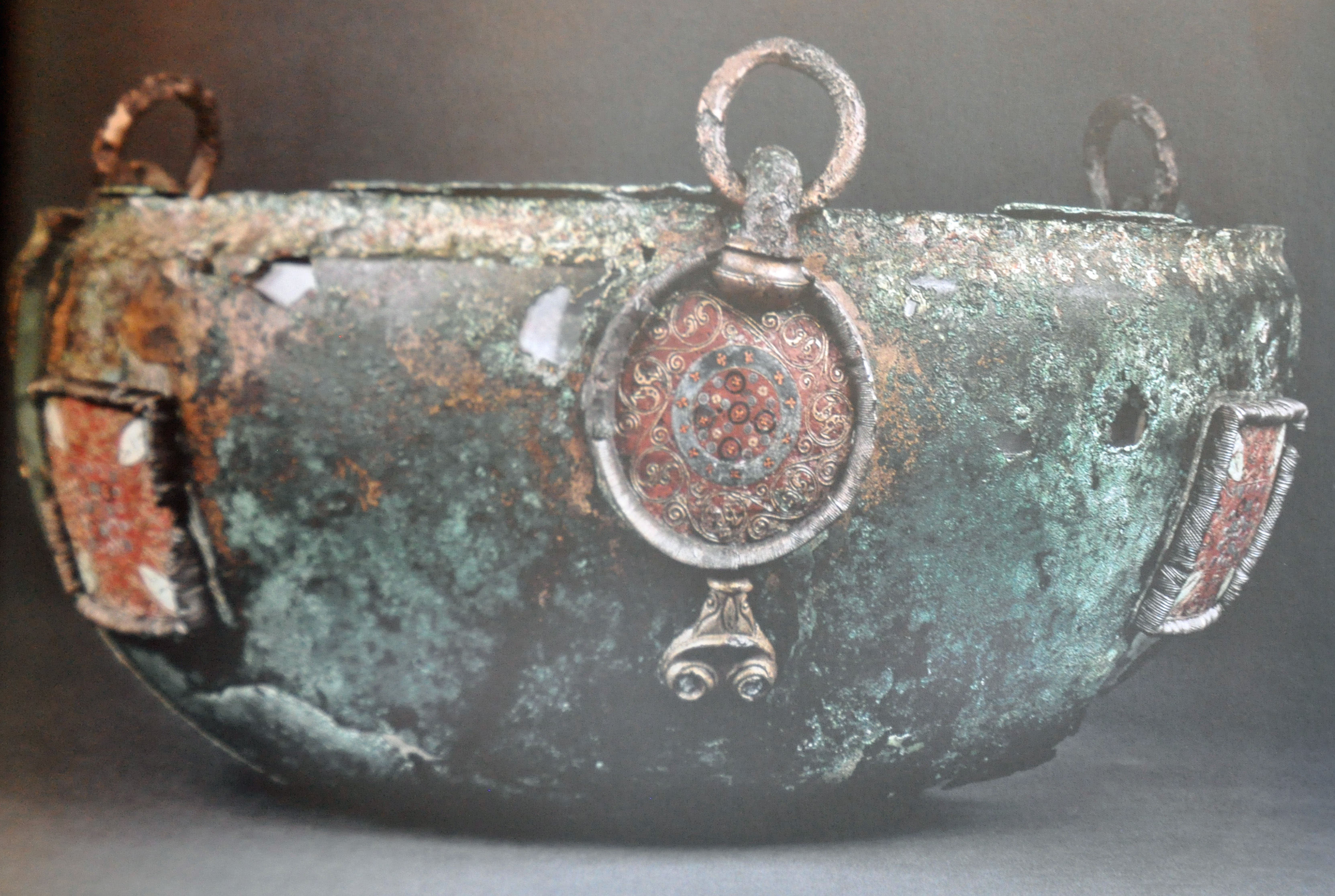Celtic Bowl, British Museum 2015