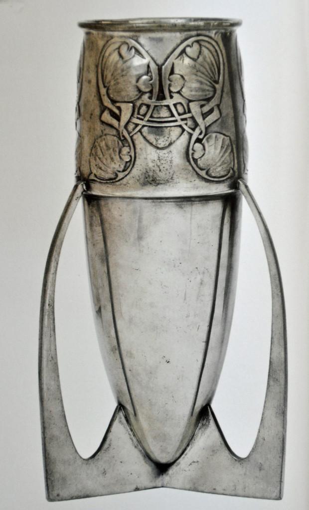 Art Nouveau as derived from Celts, British Museum 2015