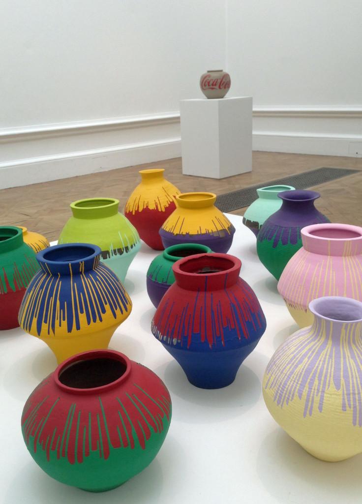Pots Ai WeiWei
