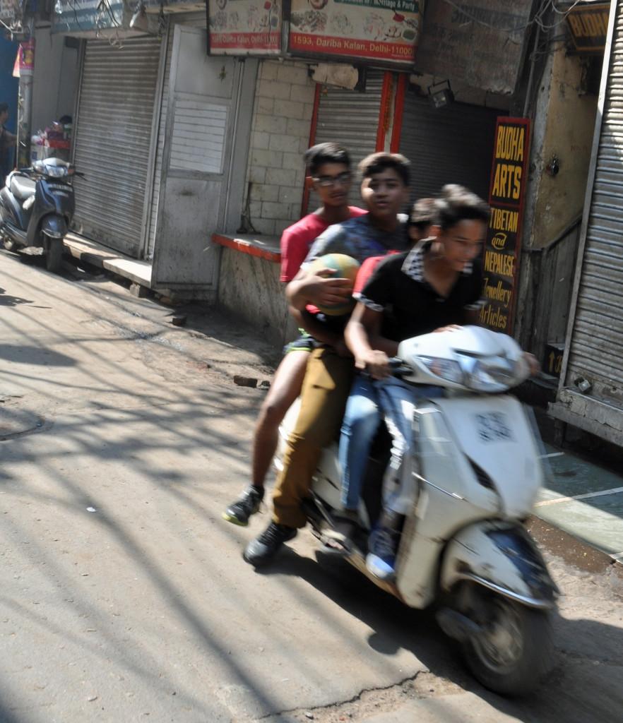 Delhi Boy Racers