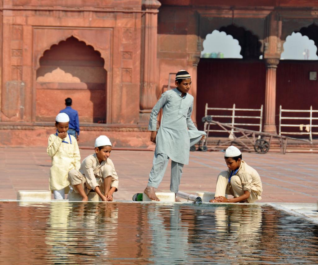 Jama Masjid Ablutions