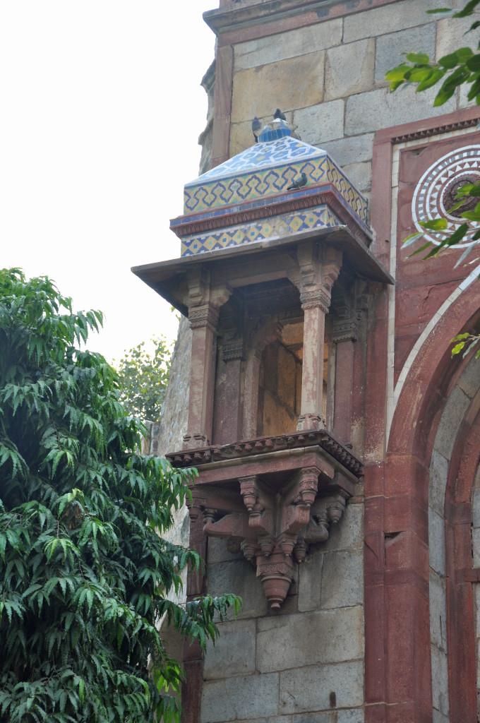 Humayan's Tomb, Detail