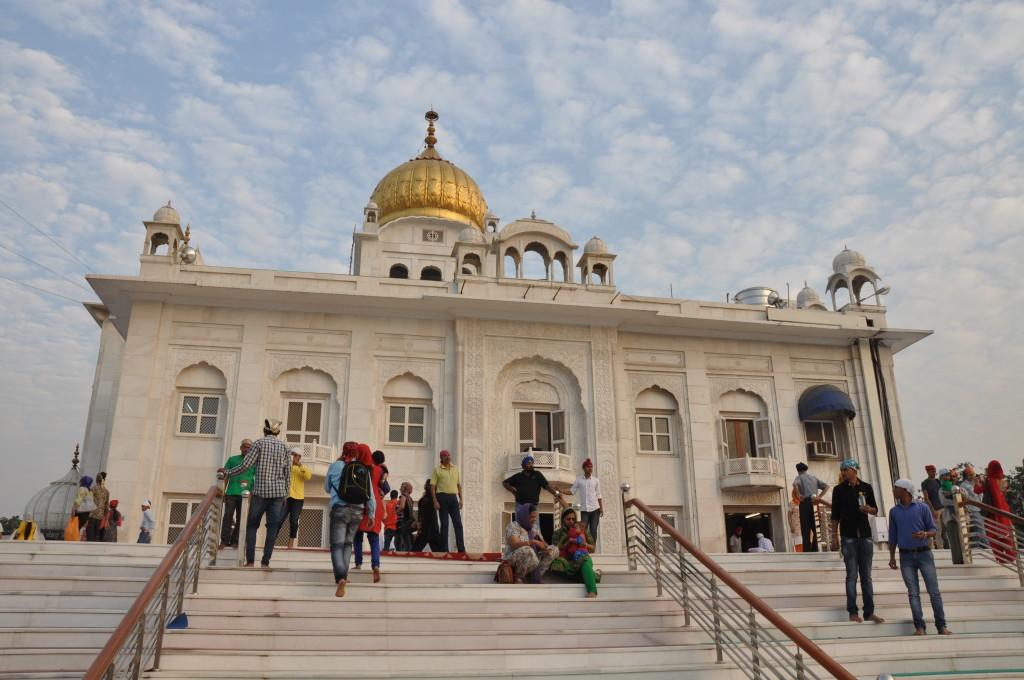 Grurudwara Bangla Sahib, Delhi