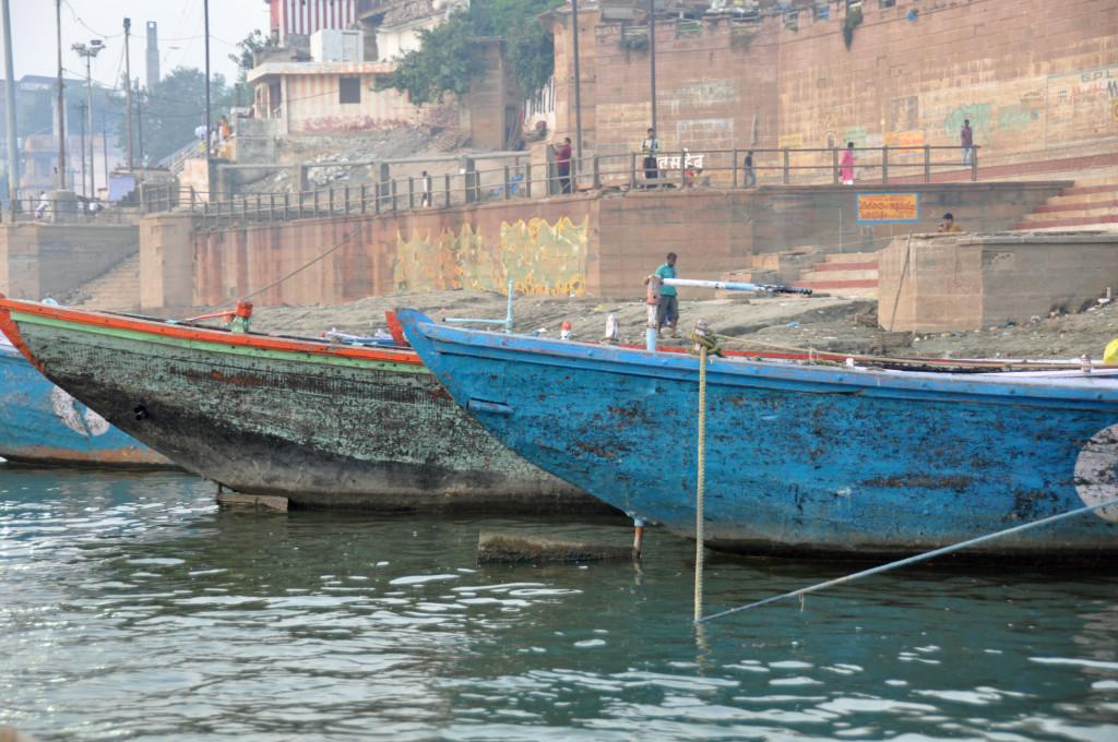 Boats Varanasi