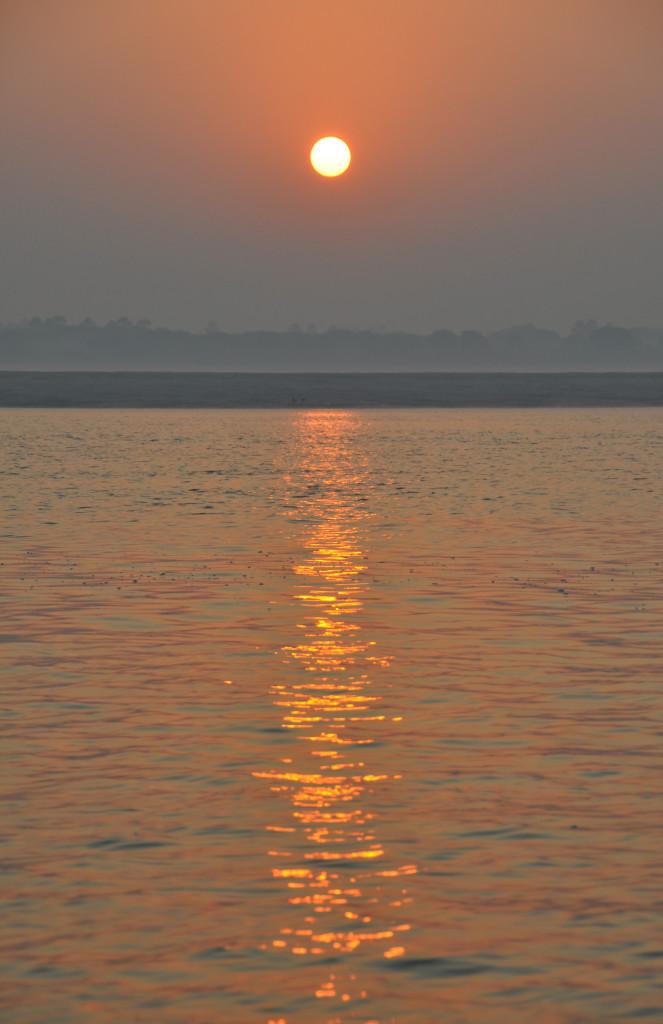 Sunrise, Varanasi
