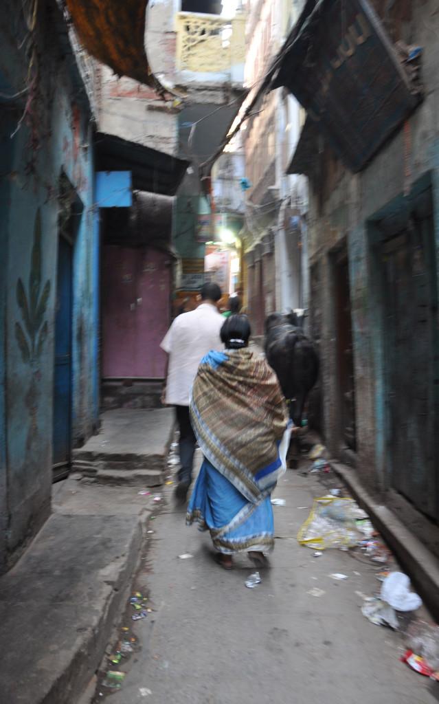 Varanasi Old Town