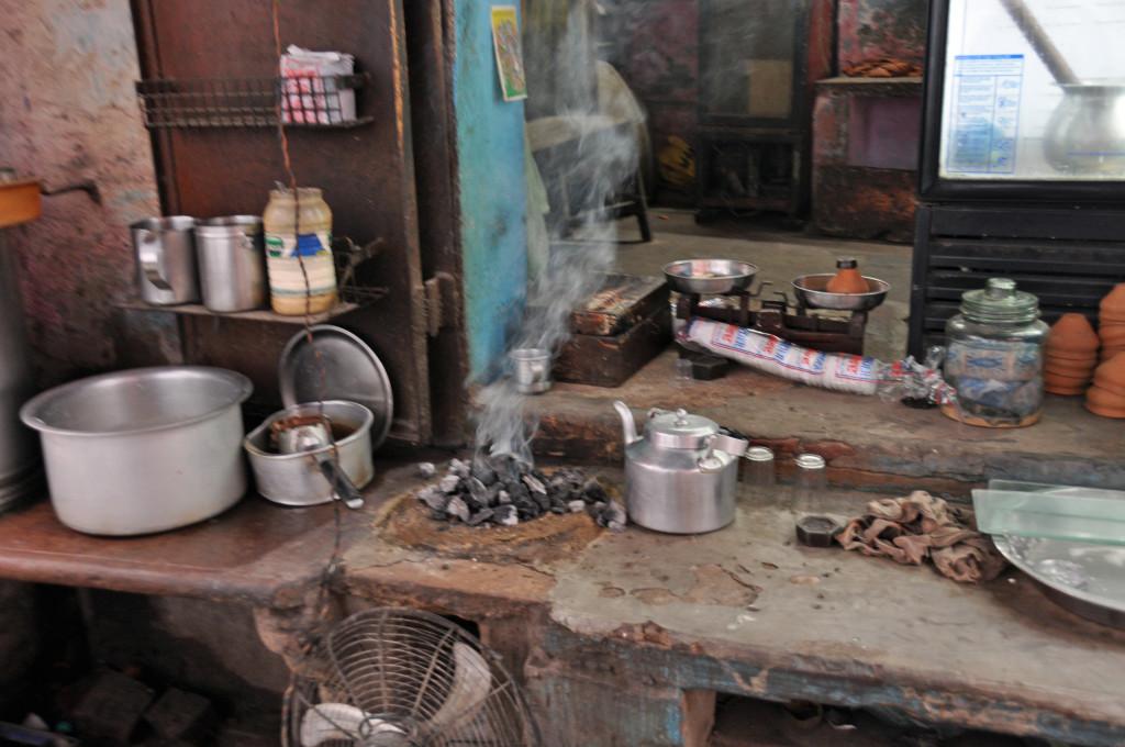 Old Town Varanasi
