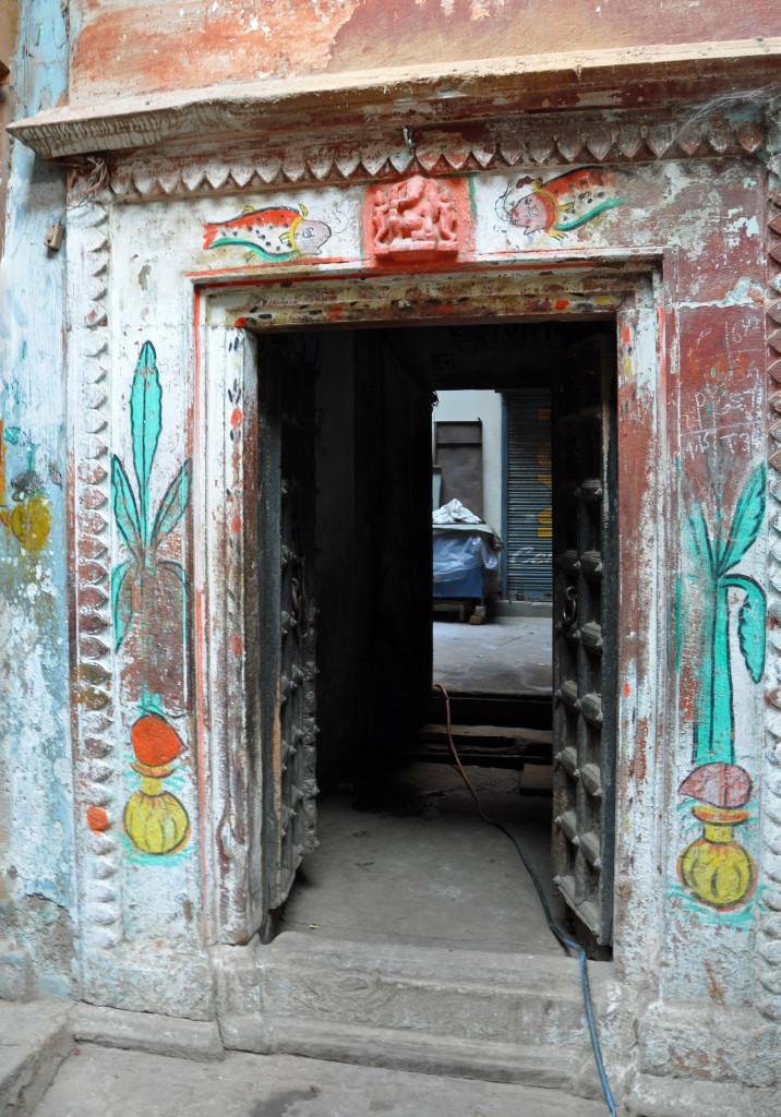 Varanasi Doorway