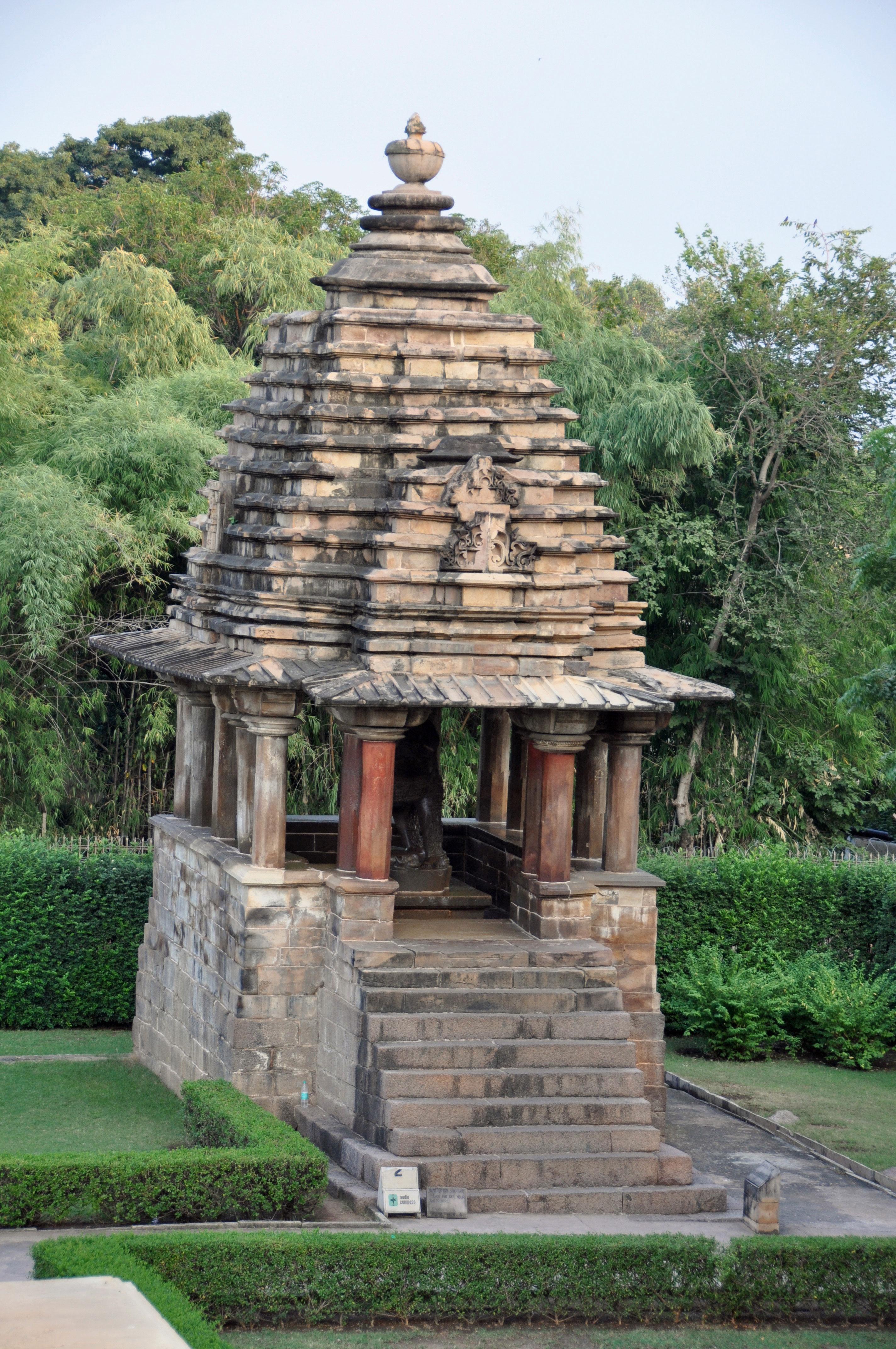 Varaha (Shiva) temple, Khajuraho