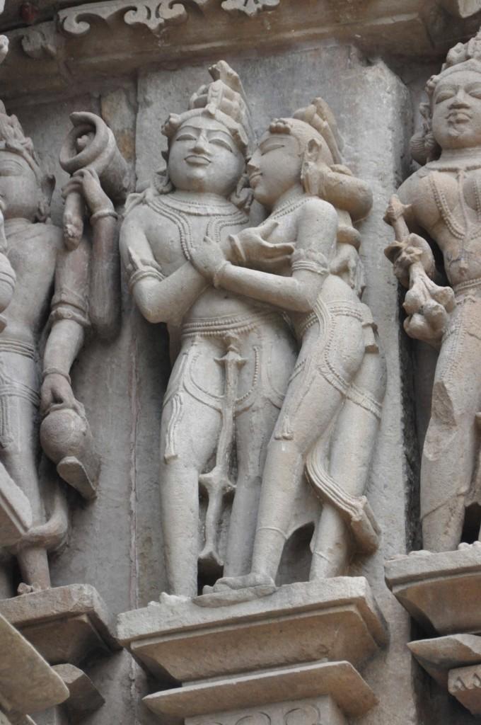 Detail, Devi Jagadambi Temple, Khajuraho