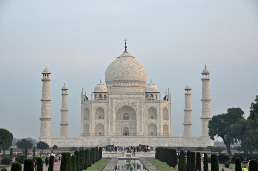 Taj Mahal, Agra 2015
